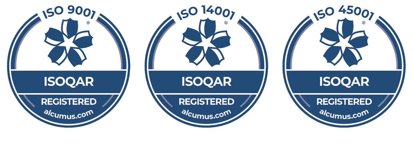ISO Accreditation Symbols